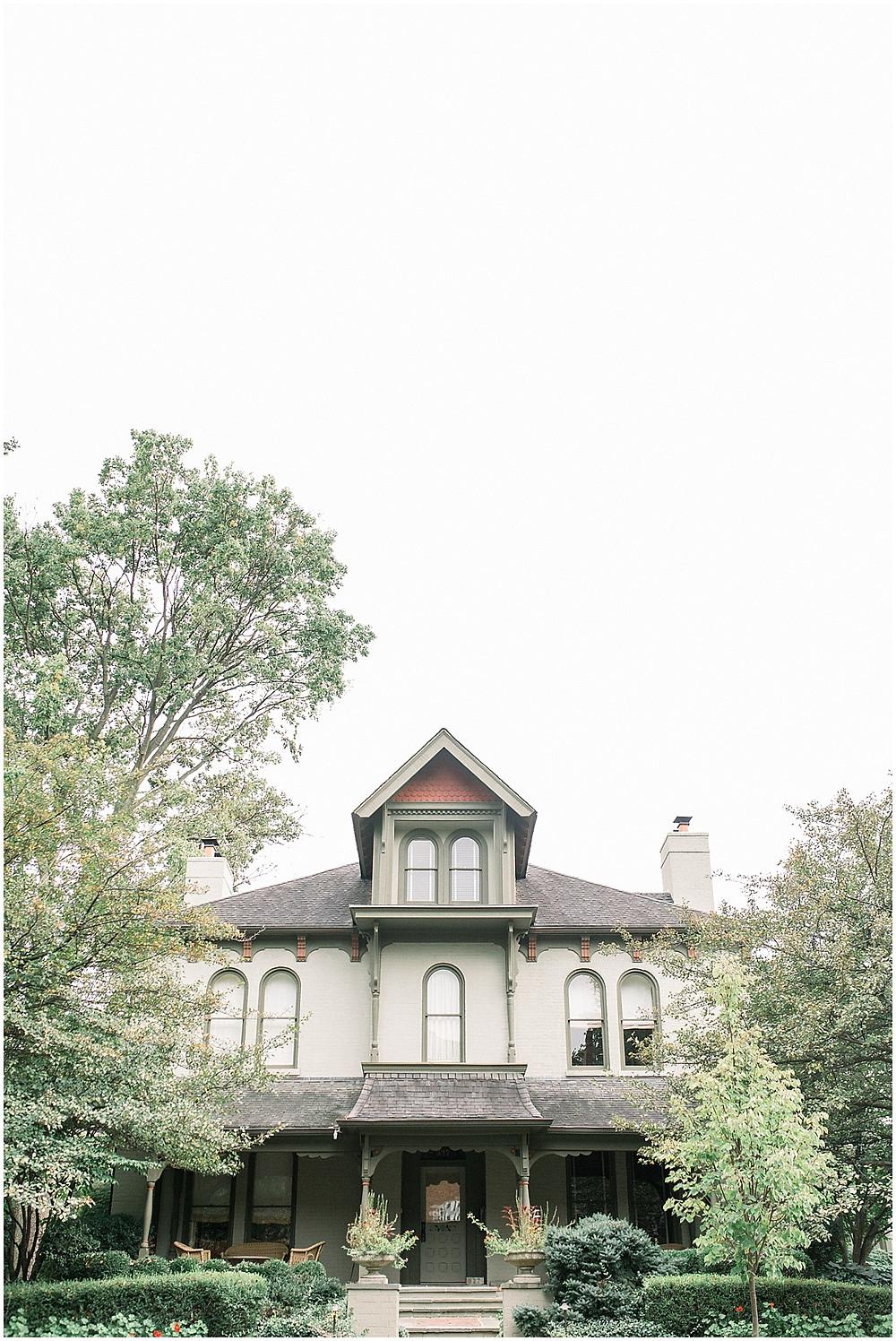 Indianapolis Indiana historic homes
