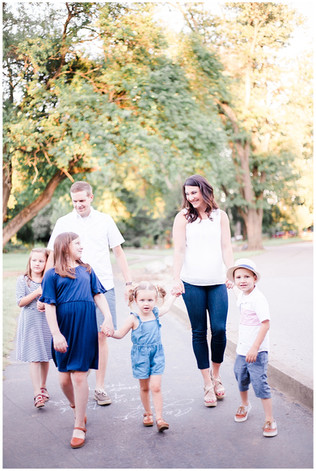 The Copeland Family | Indianapolis Family Photos