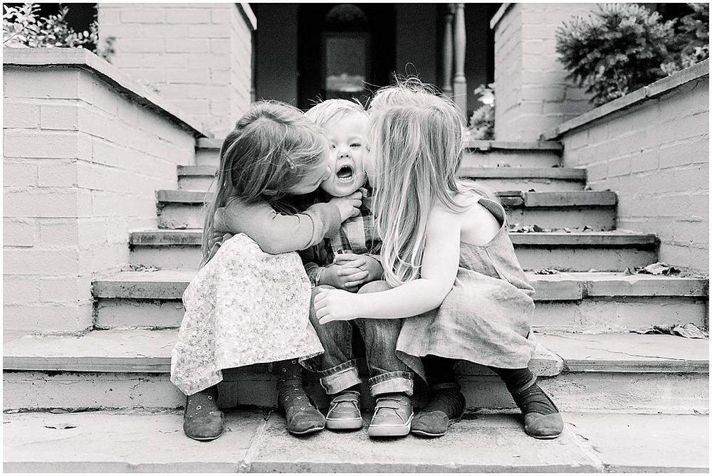 cute sibling photos Indianapolis