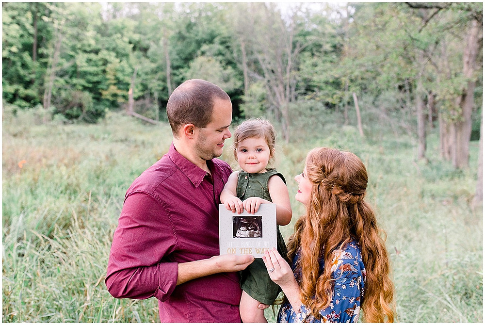 Baby Announcement photos indy