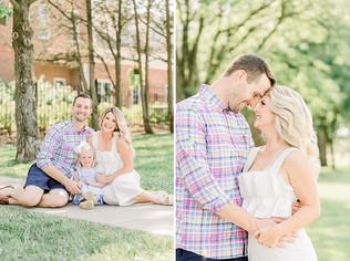 The Hinton Family | Carmel, Indiana | Indianapolis Family Photographer