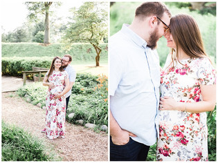 Blake & Savannah Wilde | Maternity | Franklin, Indiana