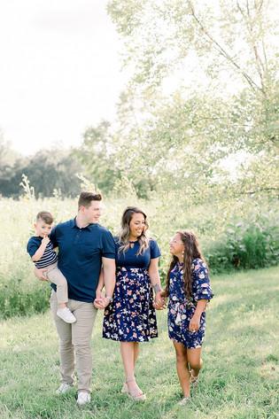Indianapolis Family Photographer | The Seitzinger Family