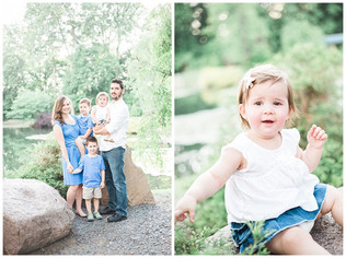 The Schaefer Family | Carmel, Indiana | Family Portrait and Lifestyle Photography