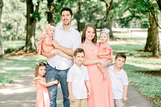 The Schaefer Family   Carmel, Indiana   Indianapolis Family Photographer