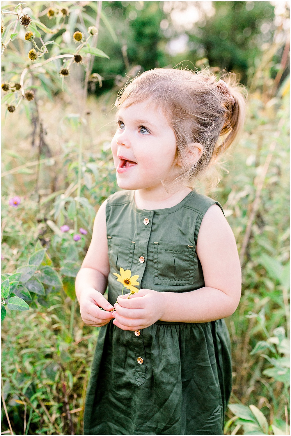 little girl eagle creek park