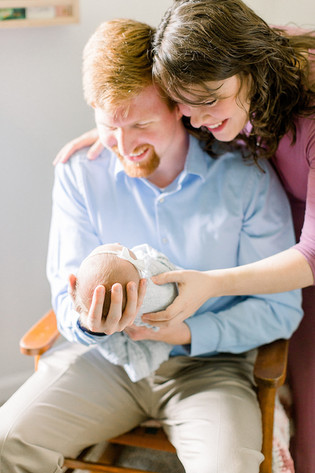Indy Newborn Photographer | Baby Rosalie | Katelyn Ng Photography