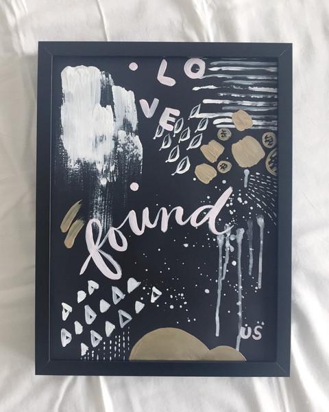 Love Found Us