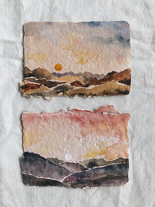 Shepherd's View (top); Hope is Coming (bottom)