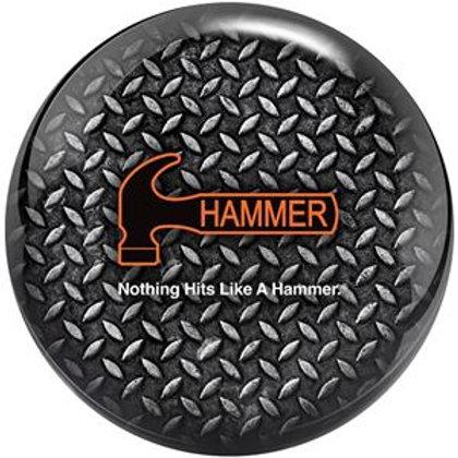 Hammer Diamond Plate Viz-A-Ball