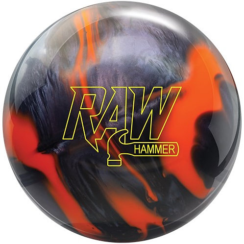 Hammer RAW Hammer - Orange/Black