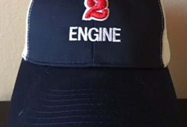 Stockton Downtown Engine 2 Hat