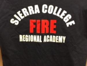 Sierra College Fire Academy Shirt