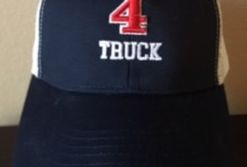 Stockton Fightin 4 Truck Hat