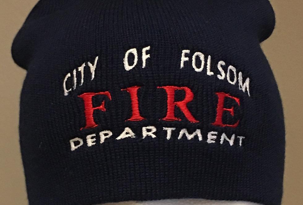 Folsom Fire Beanie