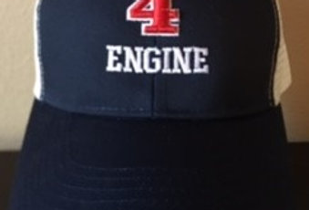Stockton Fightin 4 Engine Hat