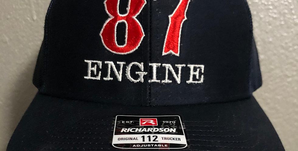 EL DORADO HILLS 87 ENGINE