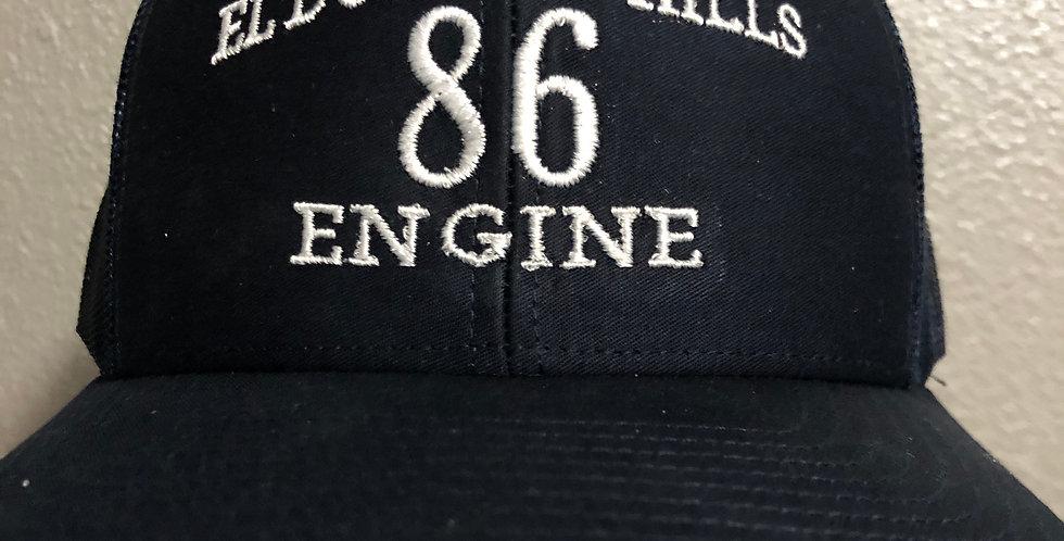 EL DORADO HILLS ENGINE 86