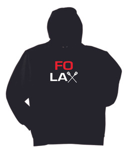small folax front hoodie