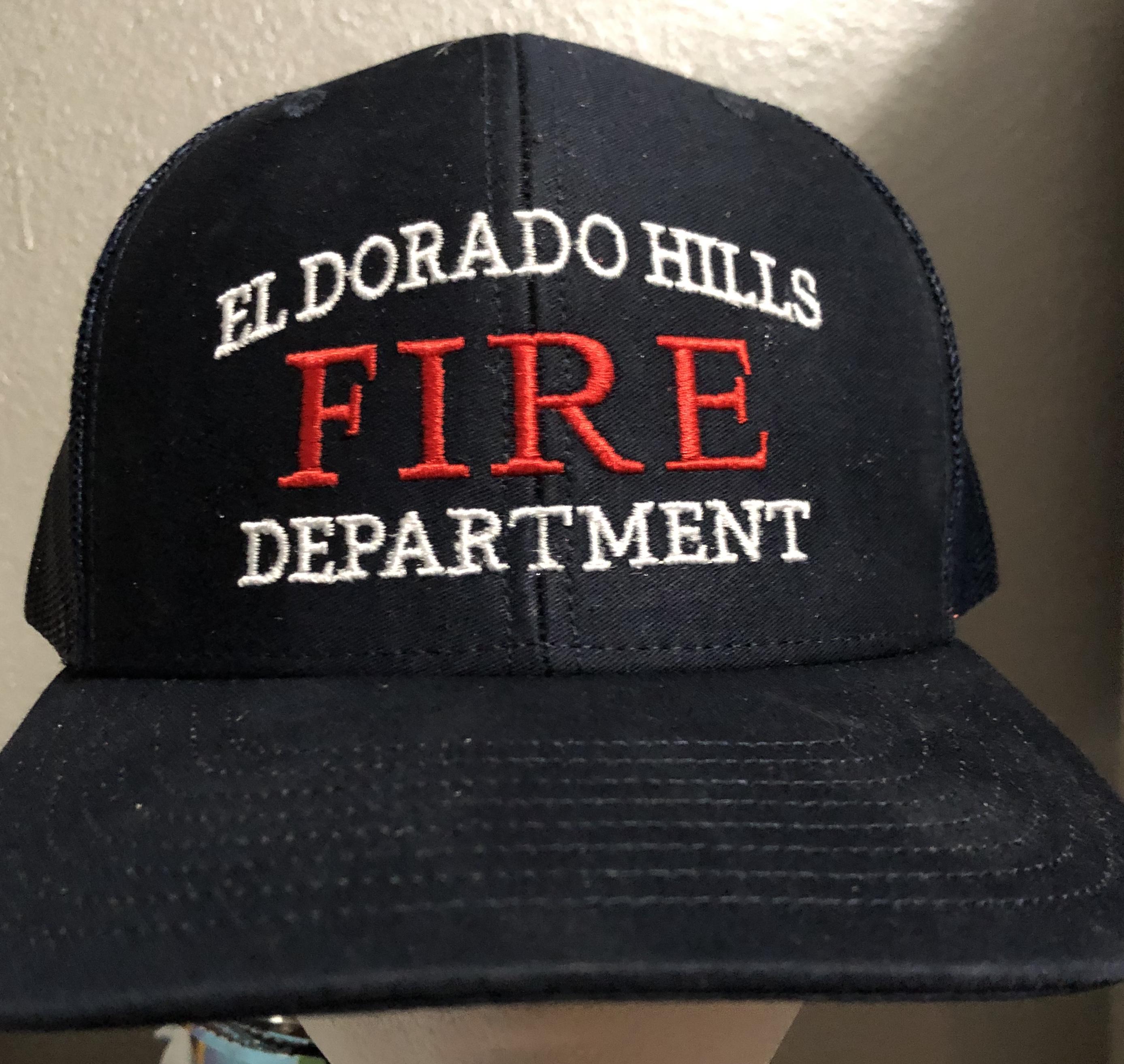 El Dorado HIlls Richardson Snapback