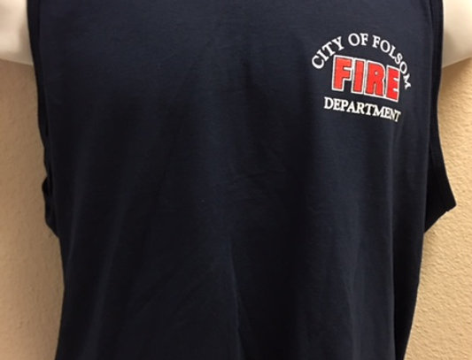 Folsom Fire Tank Top