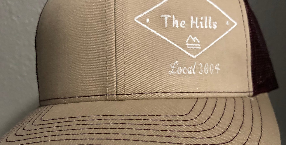 """The Hills"" Union Hat"