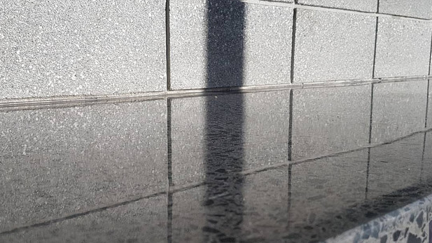 Polished Concrete Benchtop