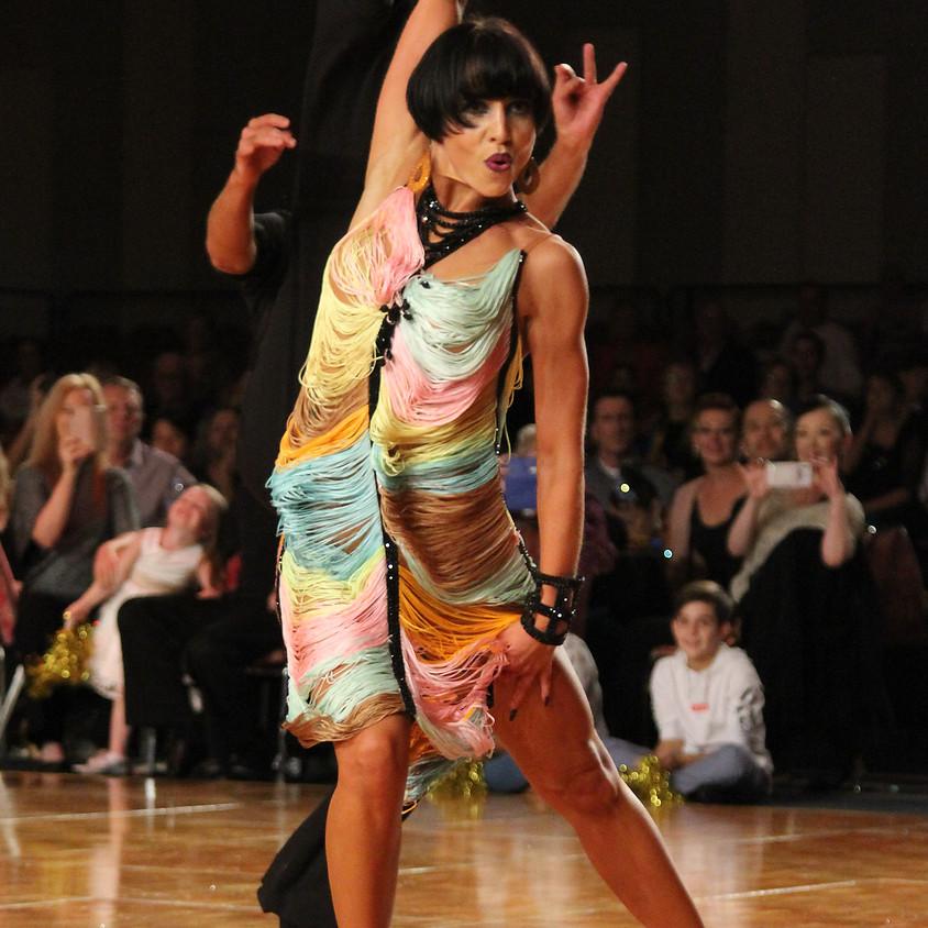 Just Dance Cairns Ballroom Titles