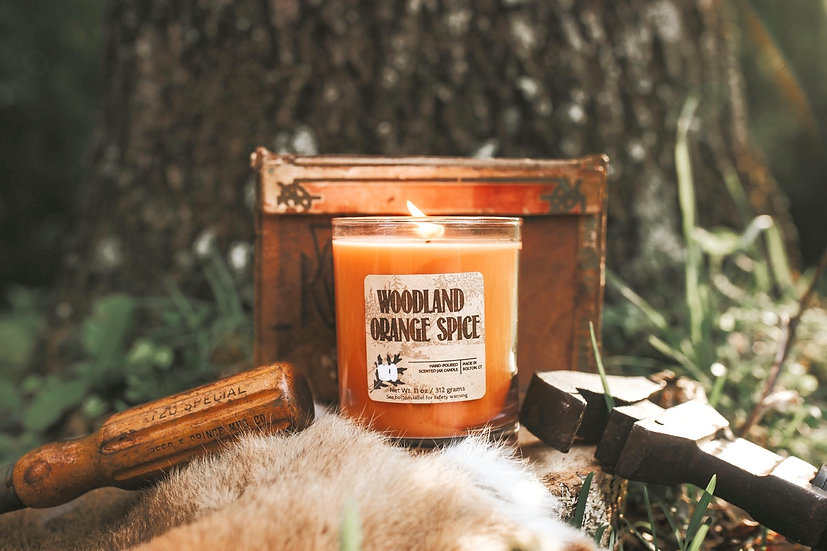 Woodland Orange Spice