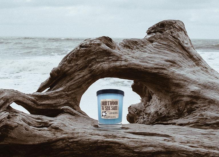 Driftwood & Sea Salt