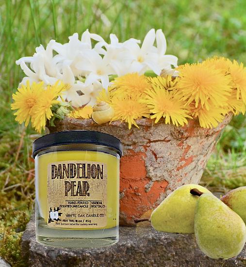 Dandelion Pear
