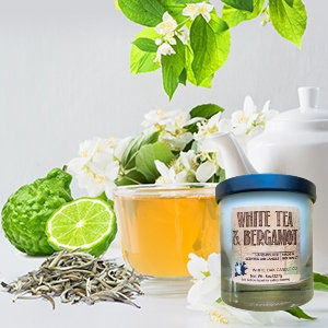 White Tea & Bergamot - LIMITED