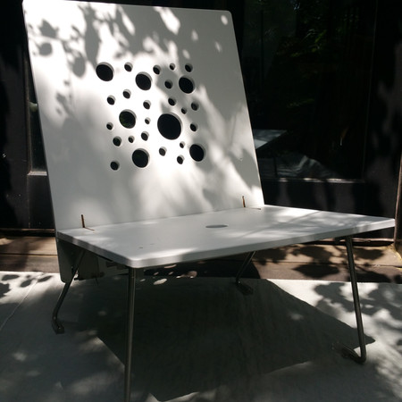 AngelBoo | Minneapolis, MN | Ergonomic Folding Chair