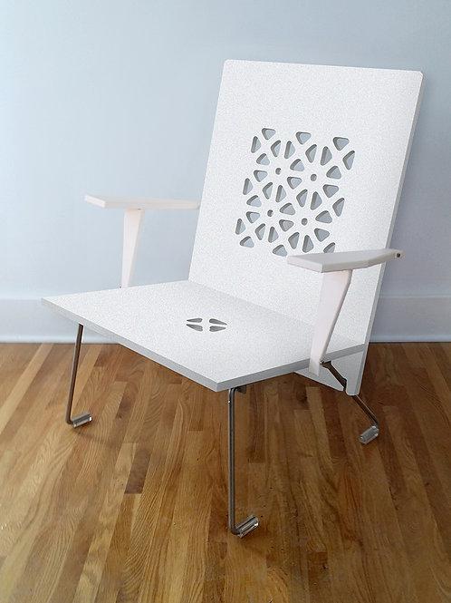 Mosaic, Lounge Arm Chair