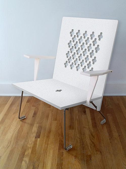 Quatrefoil, Lounge Arm Chair