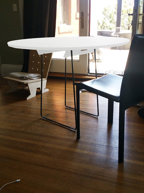 Circle, Dining Table