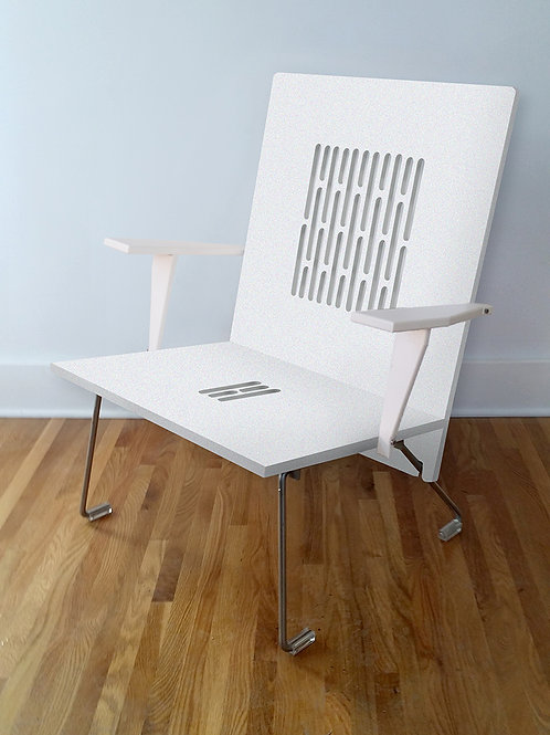 Dash, Lounge Arm Chair