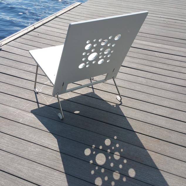 AngelBoo   USA   Waterproof Folding Deck Chairs
