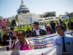 Statehood for DC: Supporting vs. Opposing