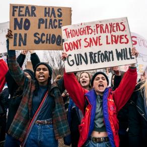 We Don't Want More Guns, We Want Gun Reform