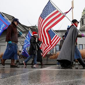 The Hypocrisy of Today's Patriotic Americans
