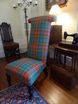 Irish Prayer Chair