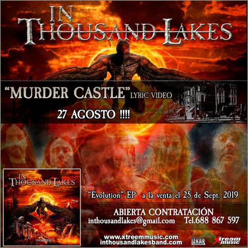 """Murder Castle"" Lyric video"