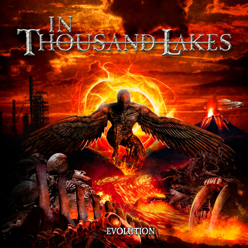 """IN THOUSAND LAKES""""Evolution"""" EP 25 Sept."""