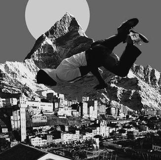 Colagem de Diego Pinheiro