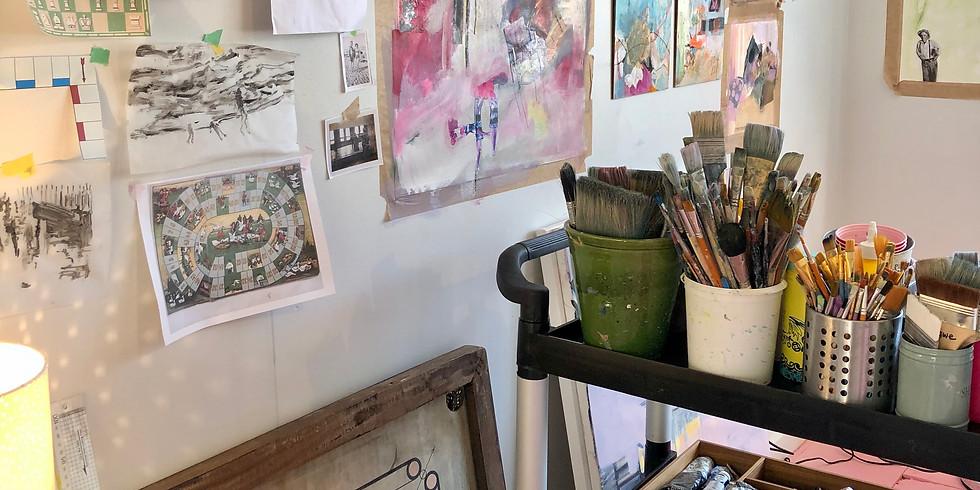 Visit Kindred Artist Studios