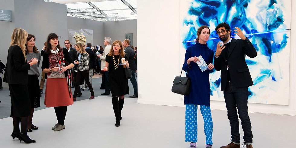 Frieze London Private View