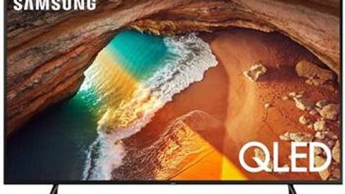 "75"" Samsung Series 60 UHD QLED TV"