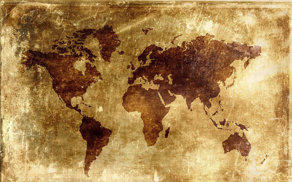 old world map abstract_edited