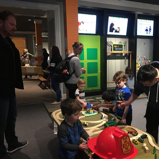PPAM at the Children's Museum of Discovery